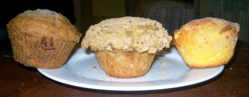 Muffins in Profile