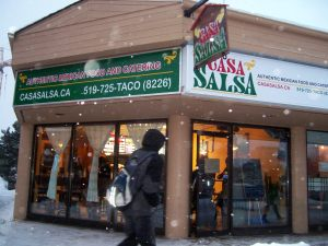 Casa Salsa