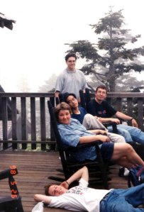 Lodge at Top of Smoky Mountains, 1998