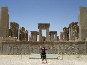 Part of Persepolis